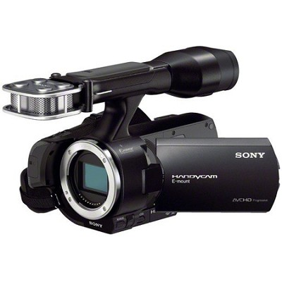 NEX-VG30 Handycam Interchangeable Lens HD Camcorder - OPEN BOX