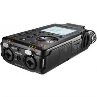 192kHz/24bit-Compatible Studio-Quality Linear PCM Recorder - DR-100MKIII