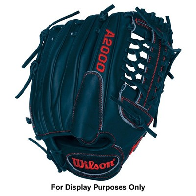 A2000 CJ Wilson Game Model Fielder Glove - Left Hand Throw - Size 12`