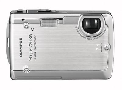 Stylus 720 SW 7.1MP Shockproof and Waterproof Digital Camera