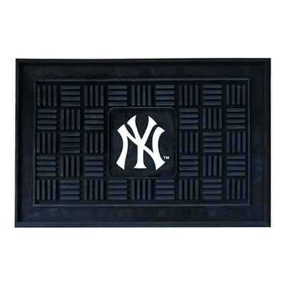 MLB New York Yankees Vinyl Heavy Duty Door Mat