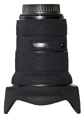 Lens Cover for the Canon 16-35mm f/2.8 II Zoom Lens - Black