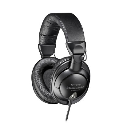 ATH-D40fs Precision Enhanced Bass Headphones