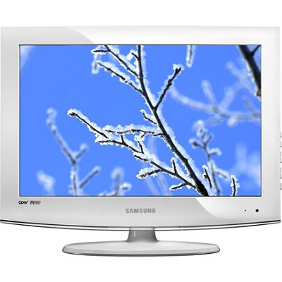 LN19A451 - 19` High-definition LCD TV  (White)