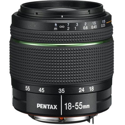 DA 18-55mm f/3.5-5.6 AL Weather Resistant Lens for Pentax Digital SLR Camera