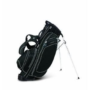 Callaway Golf Hyper-Lite 4.5 Stand Bag (5112000)  Black - OPEN BOX