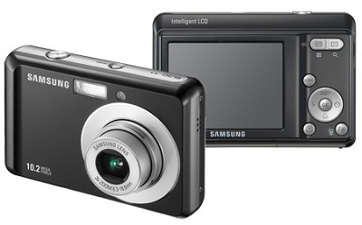 SL30 10MP 2.5` LCD Digital Camera (Black)