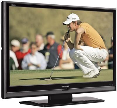 LC-52D65U - AQUOS 52` High-definition 1080p LCD TV