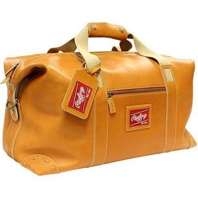Heart of the Hide Duffle Bag (Tan)