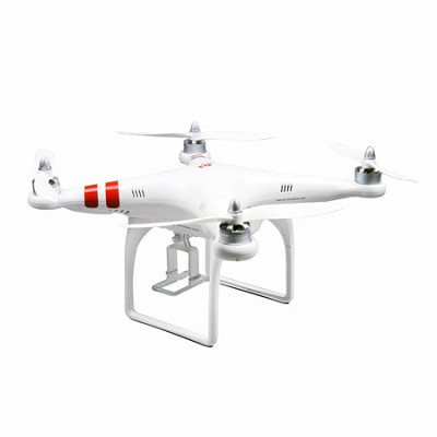 Phantom Aerial UAV Drone Quadcop Multi-rotor System with GoPro Mount