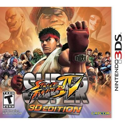 Super Street Fighter IV: 3D Edition for Nintendo 3DS