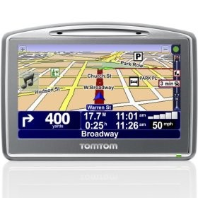 GO 920 Portable GPS Navigation System With 4.3` Touchscreen - Open Box