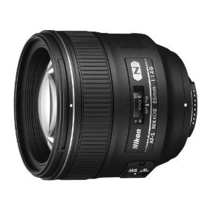 2195 - 85mm f/1.4G AF-S NIKKOR Lens for Nikon Digital SLR
