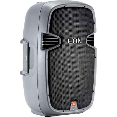 15` Two-Way Self-Powered Portable Speaker System