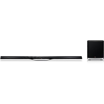 200W 2.1 Channel Smart Sound Bar with Wireless Subwoofer (NB5530A)