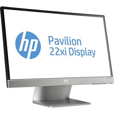 Pavilion 22xi 21.5` LED LCD Monitor - OPEN BOX