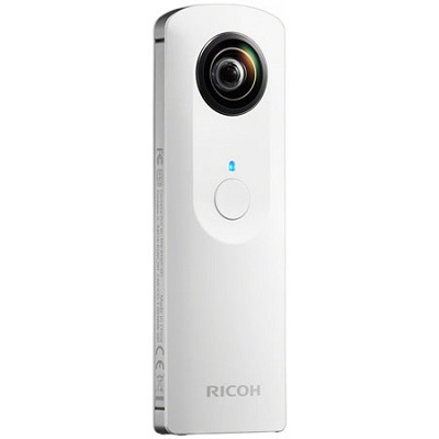 Theta M15 360 Degree Spherical Panorama Camera (White) - 910700