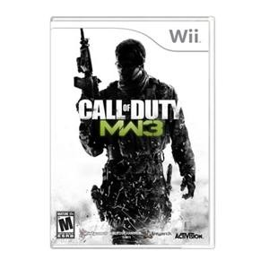 Call of Duty: Modern Warfare 3 for Wii