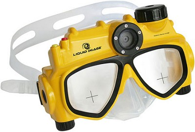 Explorer 302 Series 5.0MP Camera Video Mask