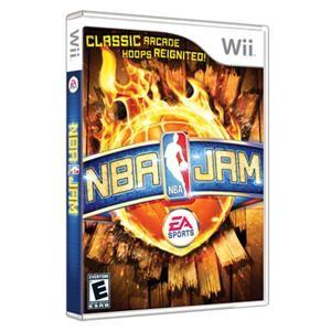 NBA Jam for Nintendo Wii