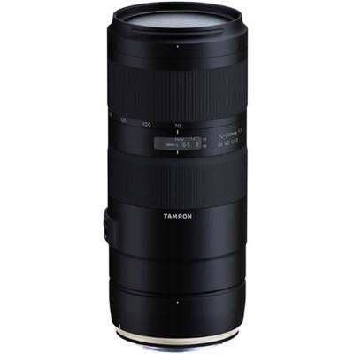 70-210mm F/4 Di VC USD Telephoto Zoom Lens for Full-Frame Canon DSLR AFA034C-700
