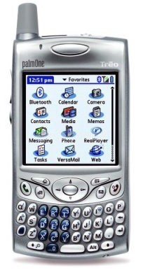 Treo 650 PDA Unlocked GSM Mobile Phone without SIM Card