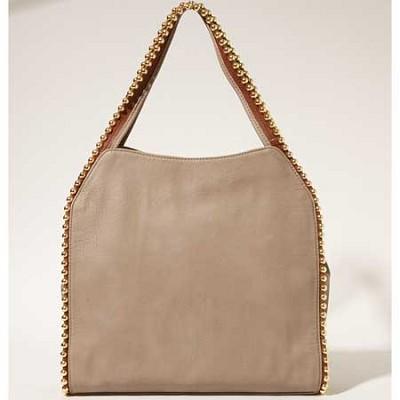 Grayson Shoulder Bag - Putty