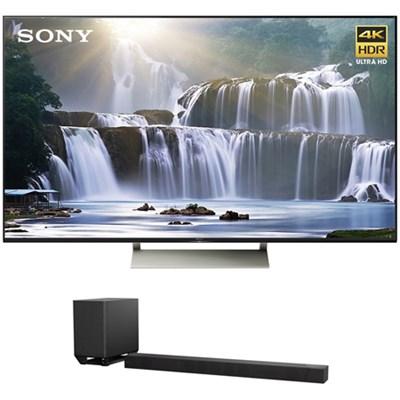 75` 4K HDR Ultra HD Smart LED TV w/ Sony 7.1.2ch Dolby Atmos Sound Bar