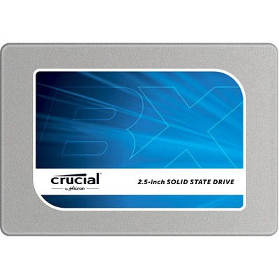 BX100 250GB SATA 2.5 Inch Internal Solid State Drive - CT250BX100SSD1