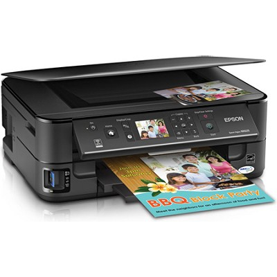 Stylus NX625 All-in-One Printer