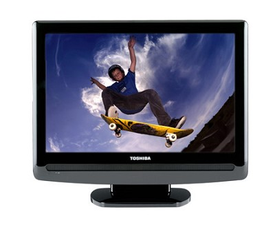 19AV500U - 19` High-definition LCD TV (Hi Gloss Black)