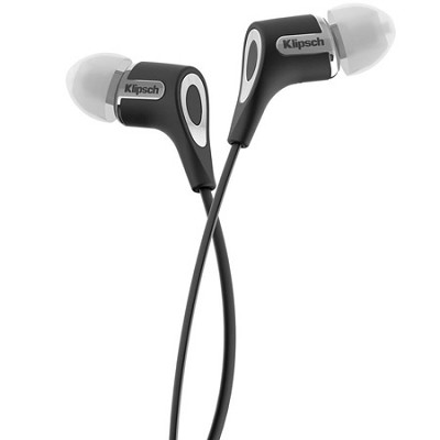 R6 In-Ear Headphone (Black) - 1060395