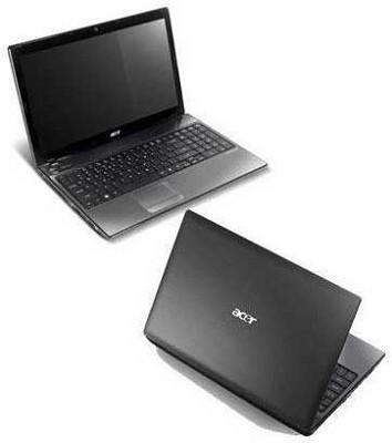 Aspire AS1551-5448 11.6 Inch Netbook - Mesh Black