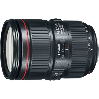 EF 24-105mm f/4L IS II USM Standard Zoom Lens