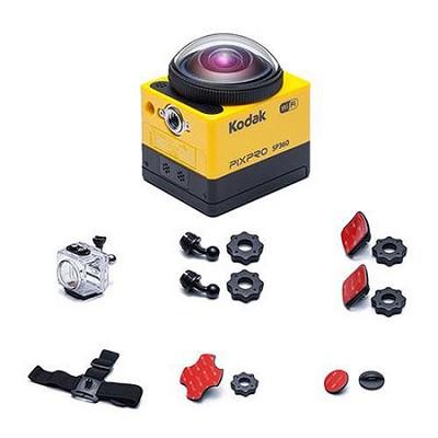 PIXPRO SP360 16 MP Digital Camera with Aqua Sport Pack, 1-Inch LCD