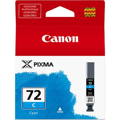 PGI-72 Cyan Pigment Ink Catridge for PIXMA PRO 10 Printer