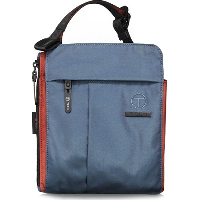 T-Tech Civilian Noas Small Crossbody (Storm Blue/Sienna Red)
