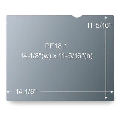PF18.1 Desktop Privacy Filtr