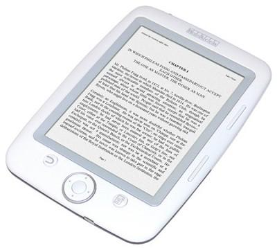 Cybook Opus e-Book Reader - OPEN BOX