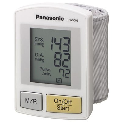 Wrist Blood Pressure Monitor - EW3006S