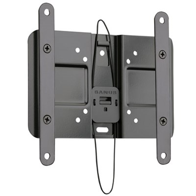 Premium Fixed Position Mount for 13`-39` Flat TVs, 50 lbs Load Capacity - VSL4