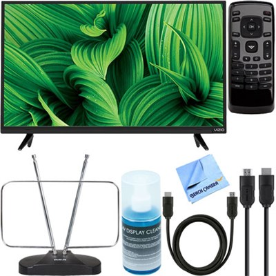 D43n-E1 D-Series 43-Inch Class Full-Array LED TV & Antenna Bundle