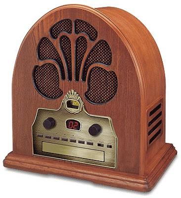 Cathedral Radio CD CR32CD