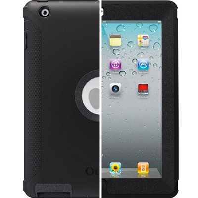OB iPad3 Defender - Black