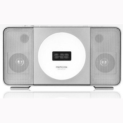 CD Alarm Clock Radio (MC7211SL)