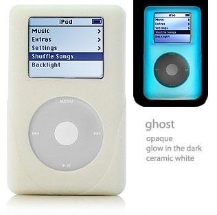eVo2 iSkin for iPod 40GB (Ghost)