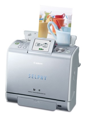 SELPHY ES1 Compact Photo Printer