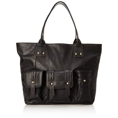 Olly Shoulder Bag - Black