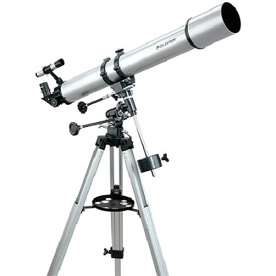 21048 - 70LCM Computerized Telescope with Free Accessory Kit - OPEN BOX