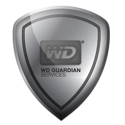 WD Guardian Express  1 Yr Plan
